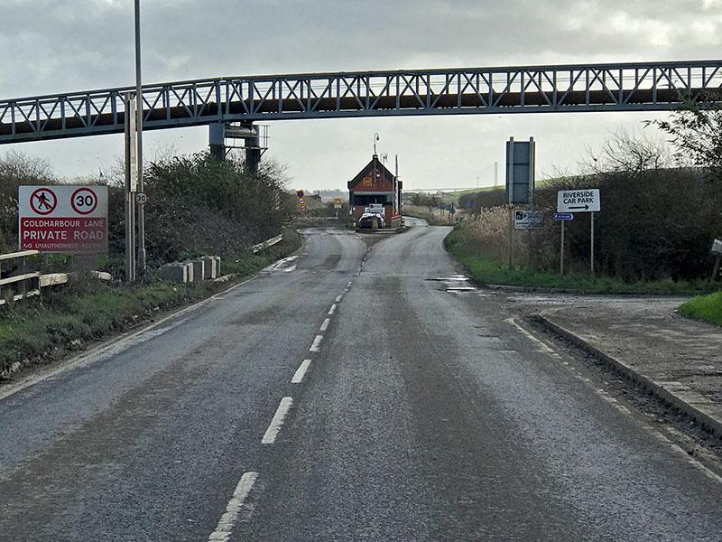 Coldharbour Lane Rainham